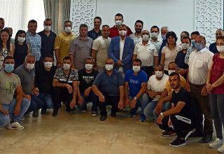 Başkan Esat Delihasan, Bursa ve Sakarya'nın Ardından Adana Karate Camiasıyla Bir Araya Geldi
