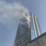 Türkiye Karate Federasyonu'nun Bulunduğu Binada Korkutan Yangın!