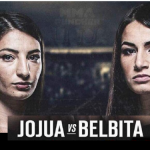 Liana Jojua, UFC Fight Island'a Türkiye'de Hazırlandı: 'Jojua vs. Belbita'