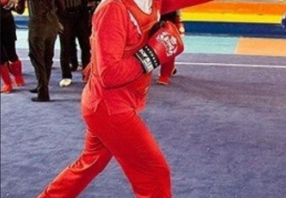 İranlı Sporcu Maryam Hashemi Foroud Dopingli Çıktı!