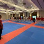Karate A Milli Takımımızın Ukrayna İle Ortak Kampı Antalya'da Devam Ediyor…