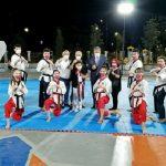 Sivas Kongresi'nin 101. Yılı Etkinliklerinde Poomsae Müsabakaları Gerçekleşti