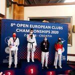 Kadın Taekwondo Milli Takımı'ndan 2 Altın, 2 Gümüş, 1 Bronz Madalya