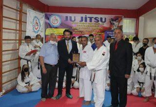 """Erdal BUĞA: """"Ju Jitsu Geleceğin Sporları Arasında ve Çığ Gibi Büyüyor."""""""