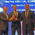Muratcan Deniz'e Kristal Küre Ödülü