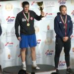 Macaristan'da Düzenlenen Uluslararası Boks Turnuvasını Türkiye, 2 Altın ve 2 Bronz…