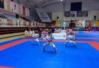 Türkiye Kulüpler Karate Şampiyonası, Yalova'da Başladı
