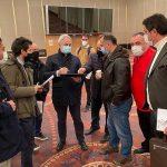 """Esat Delihasan: """"WKF Heyeti Çalışmalardan Memnun Kaldı"""""""