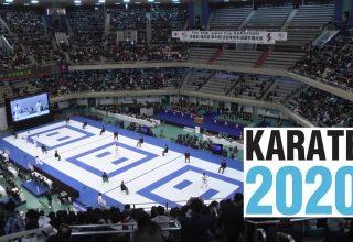 WKF, TOKYO 2020'YE KOTA ALAN 40 SPORCUYU AÇIKLADI