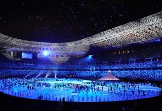 TOKYO 2020 OLİMPİYAT OYUNLARI AÇILIŞ TÖRENİ İLE BAŞLADI