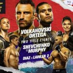 UFC 266′ DEV KEMER MACI